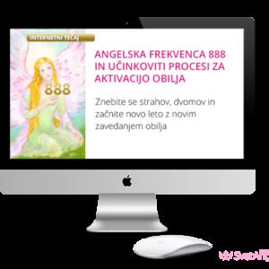 Angelska frekvenca 888